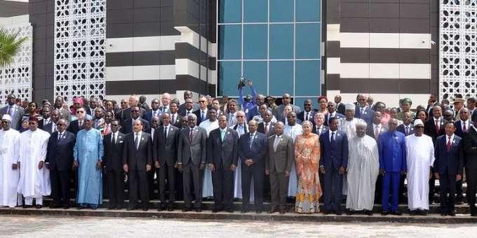 MAURITANIA-AU-SUMMIT