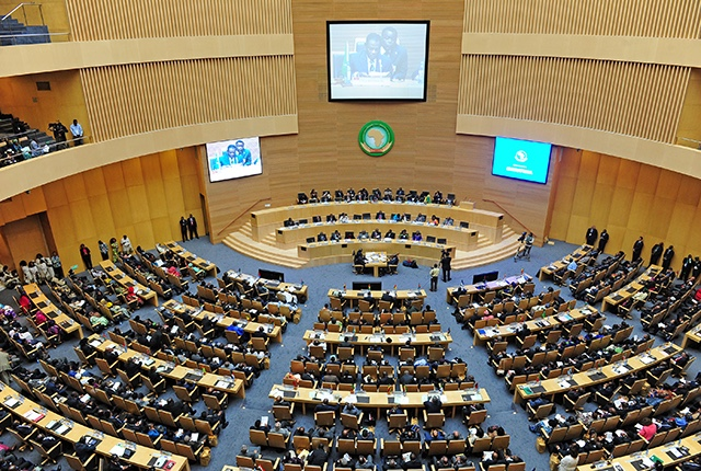 ETHIOPIA-ADDIS ABABA-18TH AU SUMMIT